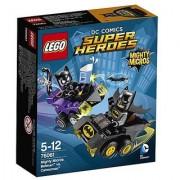 LEGO SUPER HEROES: Mighty Micros Batman vs Catwoman 76061