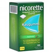 Nicorette 4mg freshmint Kaugummi 105 Stück