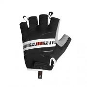Zero rh+, Guanti da ciclismo Uomo Academy, colore multicolore (black/white), taglia XL