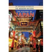 The History of Japan by Louis G. Perez