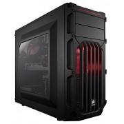 Corsair Boitier PC Carbide Series SPEC-03 PC Moyen tour ATX Noir LED Rouge (CC-9011052-WW)