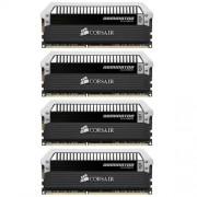 Corsair Dom D3 2133 Kit di Memoria RAM da 16GB, 4x4GB, Nero