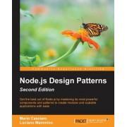 Node.Js Design Patterns - Second Edition
