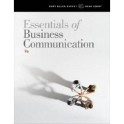 Essentials of Business Communication (with Student Premium Website Printed Access Card) by Mary Ellen Guffey