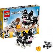 LEGO Creator - Criaturas peludas (31021)