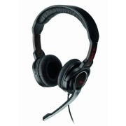Casti gaming Trust Over-Head GXT 10 Black