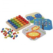 PlanToys Plan Preschool Creative Peg Boad Preschool