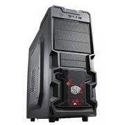 CoolerMaster K380 Case Midi, Nero