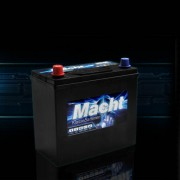 Macht 12V 60 Ah B.I., Macht, PS25640