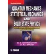 Quantum Mechanics Statistical Mechanics & Solid State by G. K. Ranganath