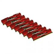 G.Skill 32GB DDR3-1600 CL9 RipjawsZ 32GB DDR3 1600MHz memoria