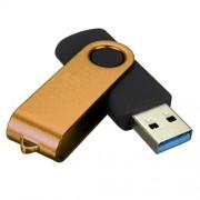 FEITONG USB 3.0 Flash disc della penna di archiviazione pollice bastone di memoria dell'azionamento digitale U disco (128GB, Oro)