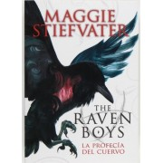The Raven Boys by Maggi Stiefvater