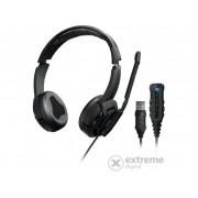 Roccat Headphone KULO USB Virtual 7.1, negru
