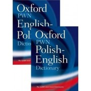 Oxford-PWN Polish-English English-Polish Dictionary by Oxford Dictionaries