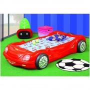 Patut Bobo Car - Plastiko - Rosu