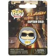 Funko - Pins DC Heroes Flash TV - Captain Cold Pop 3cm - 0849803075392