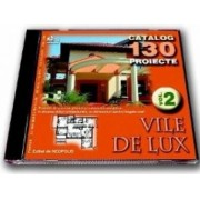 Cd proiecte vile de lux volumul 2