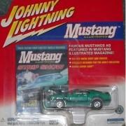 Johnny Lightning 1970 Boss 302 Mustang Illustrated Edition