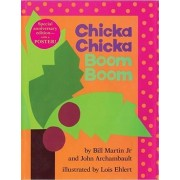 Chicka Chicka Boom Boom Anniversary Edition by Bill Martin