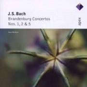 J.S. Bach - Brandenburg Concertos1,2 (0809274899323) (1 CD)