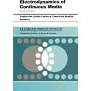 Electrodynamics of Continuous Media by L D Landau