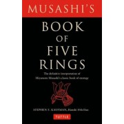 Musashi's Book of Five Rings: The Definitive Interpretation of Miyamoto Musashi's Classic Book of Strategy, Paperback