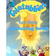 Teletubbies Fun Time Colouring Book by Go with the Flo Books