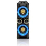 Sistem Audio Hi-Fi Philips NTRX500, Bluetooth, USB, efecte de lumina