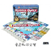 Late for the Sky Board Game MEMP Memphis-Opoly