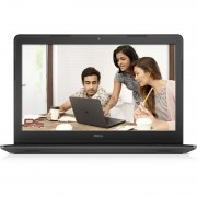 "Notebook Dell Latitude 3550, 15.6"" HD, Intel Core i3-4005U, RAM 4GB, HDD 500GB, Linux, Negru"