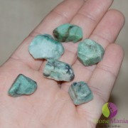Smarald brut 30x20mm