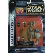 Classic Star Wars Micro Machines Classic Battle Pack: Mos Eisley Space Port #10