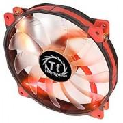 Thermaltake Luna 20 LED Silent Fan Cooling CL-F025-PL20RE-A Red