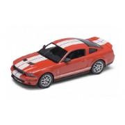 Welly 2007 Shelby Cobra GT rojo 1:24