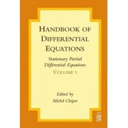 Handbook of Differential Equations: Stationary Partial Differential Equations: Volume 5 by Michel Chipot