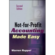 Not-for-Profit Accounting Made Easy by Warren Ruppel