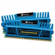 Memorie Corsair Vengeance Blue 8GB (2x4GB) DDR3, 2133MHz, PC3-17064, CL11, Dual Channel Kit, CMZ8GX3M2A2133C11B