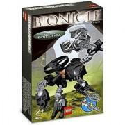 LEGO Bionicle Rahaga Mini Figure Set #4878 Bomonga (Black)