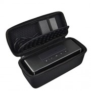 Estarer Carry Case for Bose Soundlink Mini I and Mini II Wireless Bluetooth Speaker Portable Hard Sleeve-Black