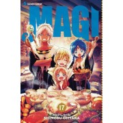 Magi: The Labyrinth of Magic, Vol. 17