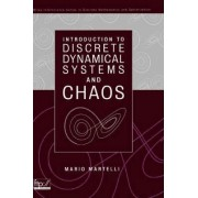 An Introduction to Discrete Dynamical Systems and Chaos by Mario Martelli