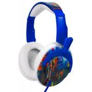Casti Stereo Koss RUK 50 (Albastru)