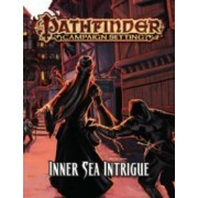 Pathfinder Campaign Setting: Inner Sea Intrigue: Inner Sea Intrigue by Paizo Staff
