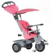 Smart Trike - Recliner triciclo 4 en 1, color rosa (2031961700)