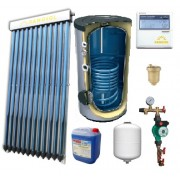 Pachet solar confort 6 persoane Panosol cu boiler monovalent