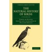 The Natural History of Birds 9 Volume Paperback Set by comte de Georges Louis Leclerc Buffon