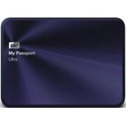 HDD Extern WD My Passport Ultra Metal Edition 2TB USB 3.0 Blue-Black