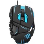 Mouse Gaming Laser Mad Catz M.M.O. TE 8200dpi Matte Negru