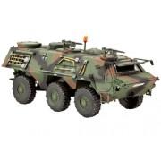 Revell 03114 - TPz 1 FUCHS A4 Kit di Modello in Plastica, Scala 1:72